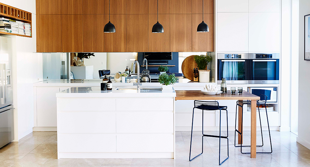 Kitchen Inspiration 5 Steps To A Timeless Modern Space Home Beautiful Magazine Australia