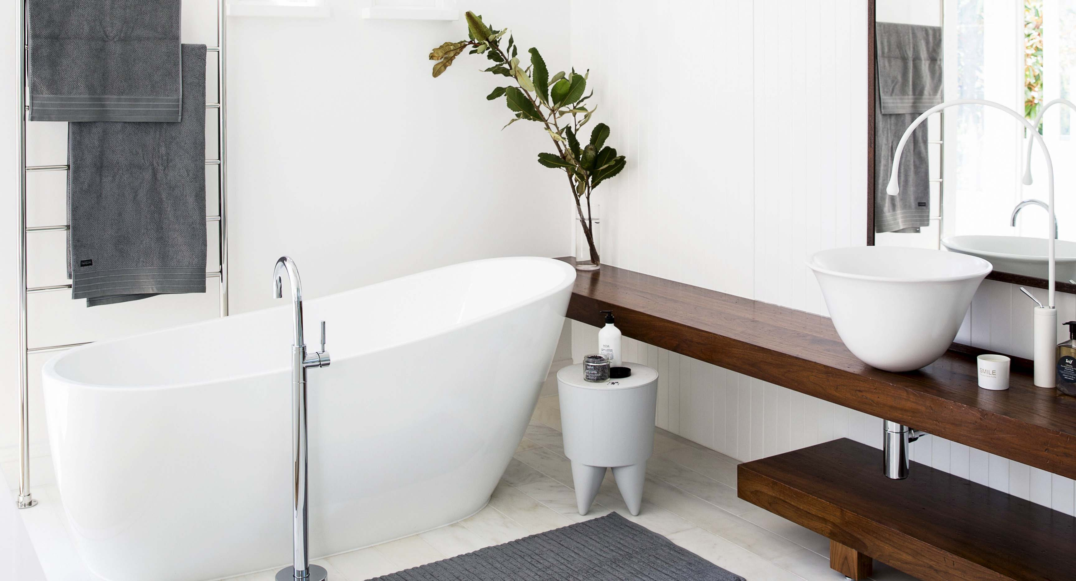 4 luxurious yet simple bathroom styles to inspire your