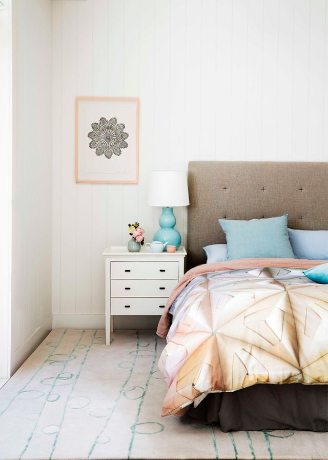 How To Use A Pastel Palette At Home Home Beautiful Magazine Australia