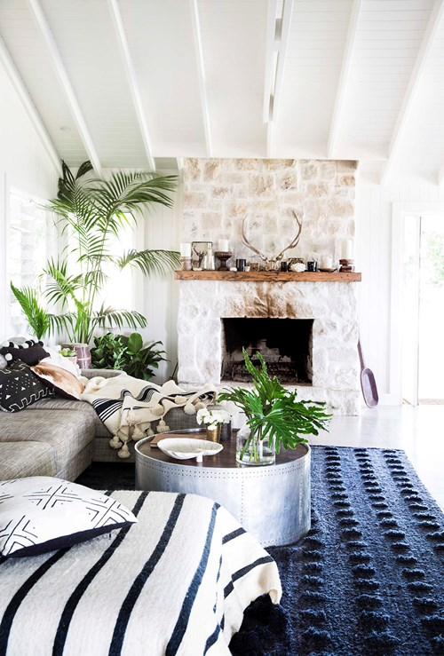 Five tips for creating a hamptons style home home for Modern home decor au