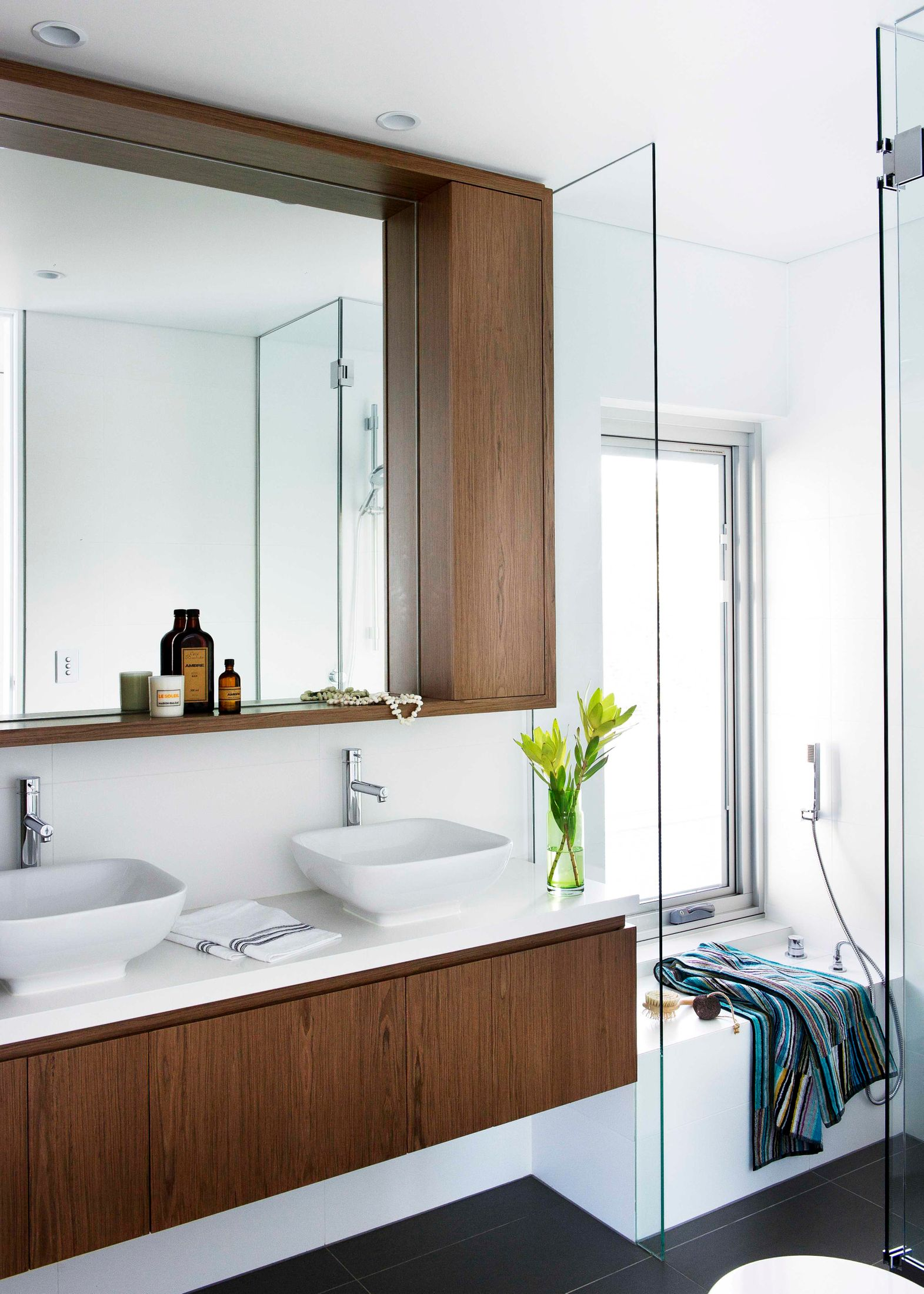 Modern bathroom inspiration | Home Beautiful Magazine ...